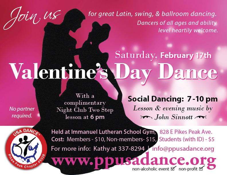 Valentine Dance 2018